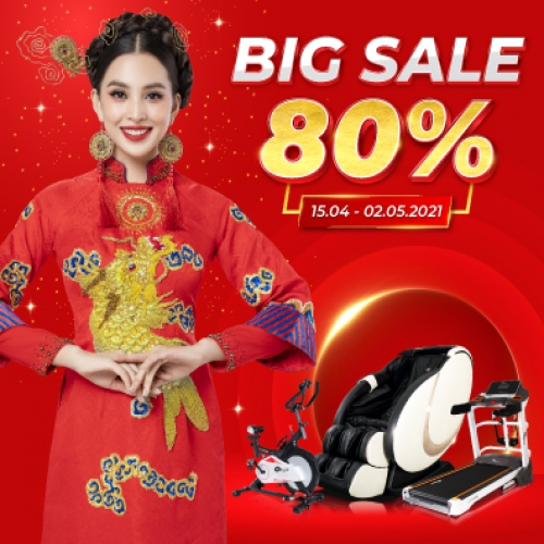 Elipsport big sale up to 80% mừng đại lễ 30.4