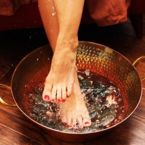 Các loại loại nước ngâm chân thải độc tốt nhất