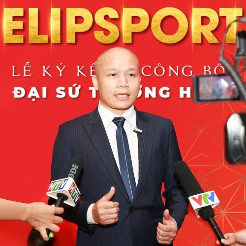 CEO Elipsport: Sức khoẻ cho mỗi người Việt là mục tiêu của cuộc đời tôi