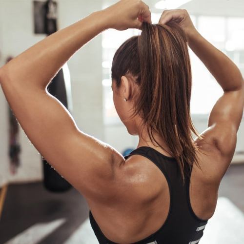 Số đo bắp tay chuẩn nữ và nam chính xác nhất