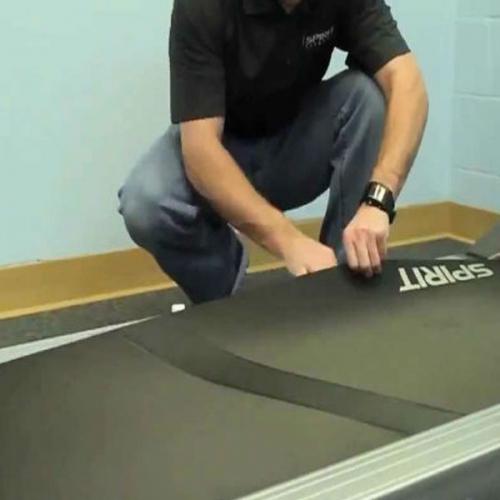 Hướng dẫn kiểm tra thảm máy chạy bộ - Cách sửa băng tải bị sai lệch