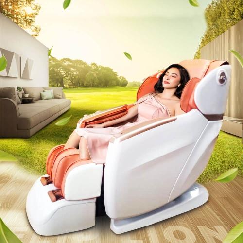 Ấn tượng đầu tiên khi trải nghiệm ghế massage Elip Lion