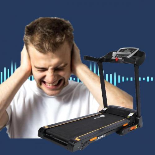 Nguyên nhân máy chạy bộ bị phát ra tiếng ồn bất thường