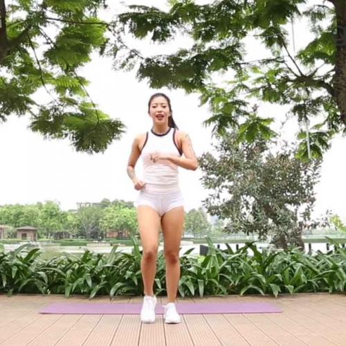 10 bài tập cardio giảm mỡ toàn thân cho nữ đơn giản tại nhà