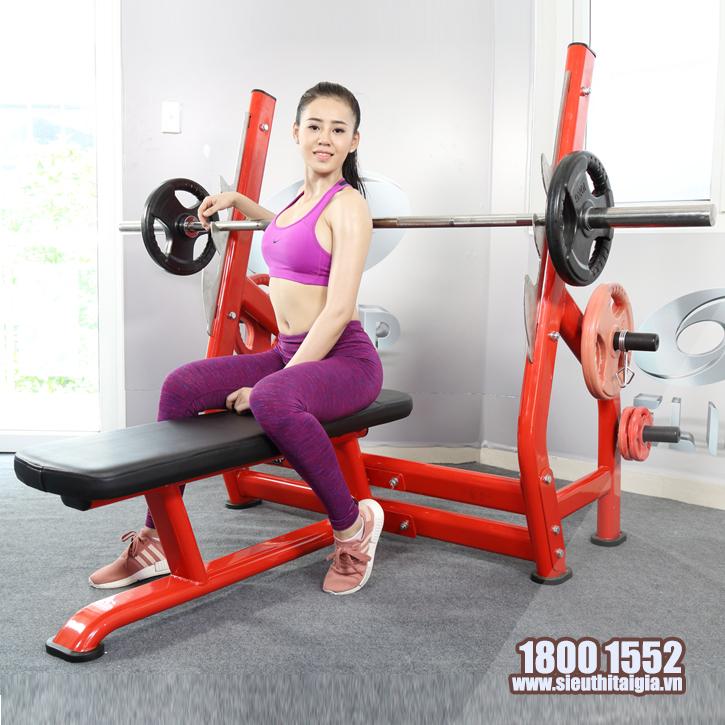 Ghế Đẩy Ngực Ngang ELIP AC014