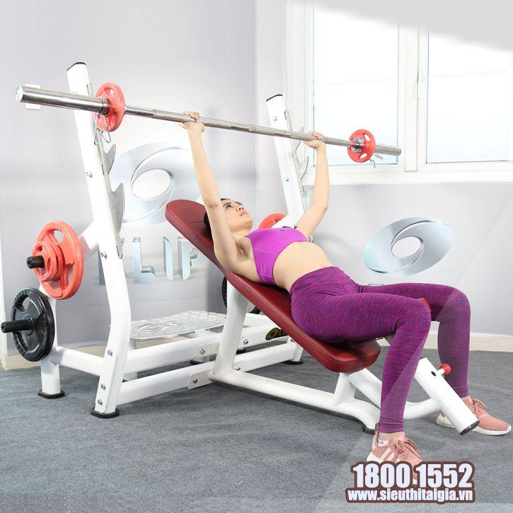 Ghế Đẩy Ngực Trên ELIP AC015 - Elipsport.vn
