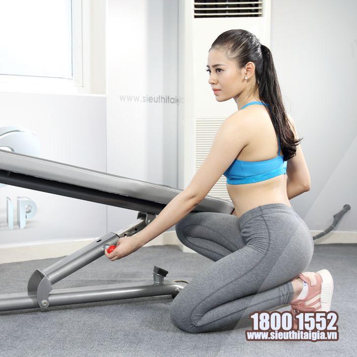 Ghế tập bụng điều chỉnh đa độ dốc Elip AC013 - ảnh 4