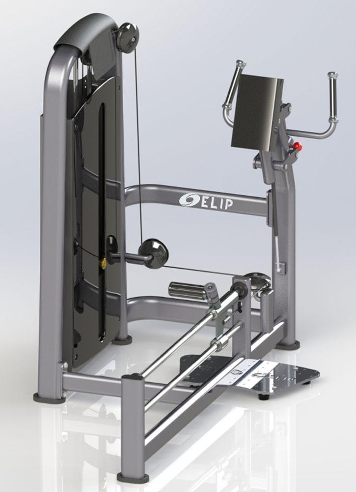 Máy đạp mông Elip YL17 - ảnh 2
