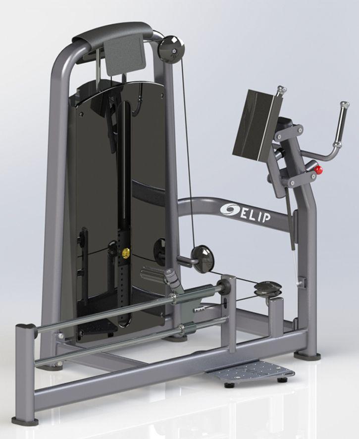 Máy đạp mông Elip YL17 - ảnh 1