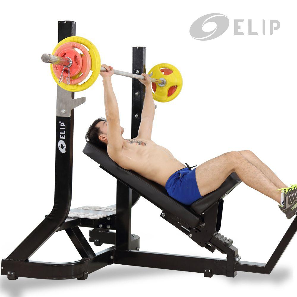 Ghế Đẩy Ngực Trên ELIP OLY101 - Elipsport.vn