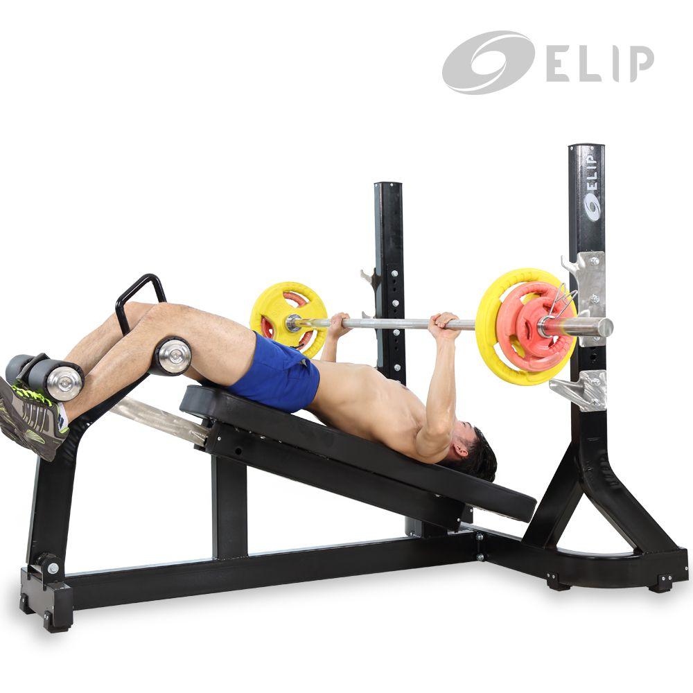 Ghế đẩy ngực dưới ELIP OLY106
