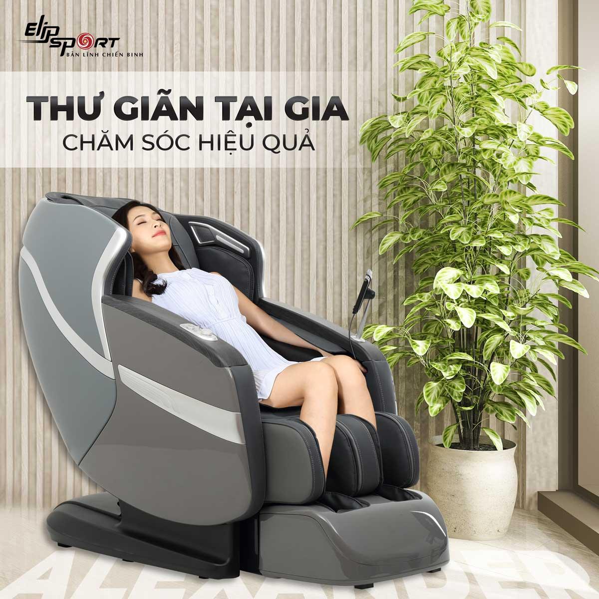 Ghế massage ELIP Alexander
