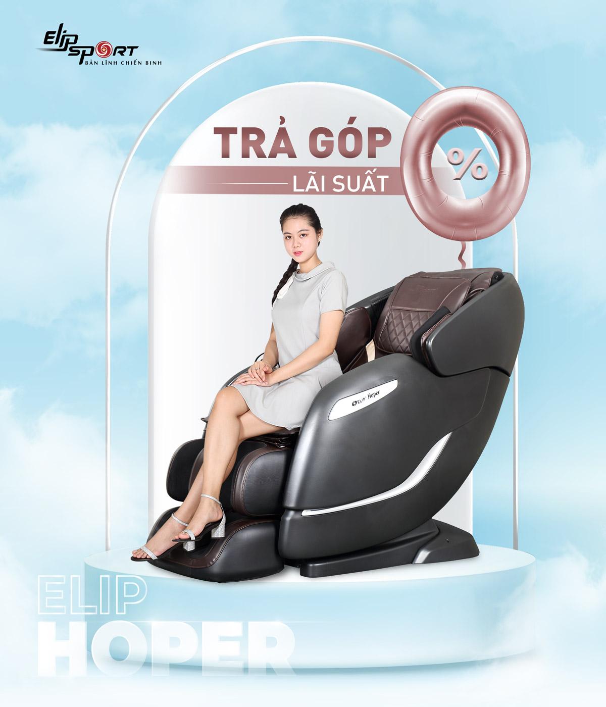 Ghế massage ELIP Hoper