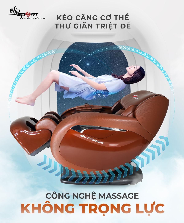Vì sao lại mua ghế massage tại Elipsport Cần Thơ