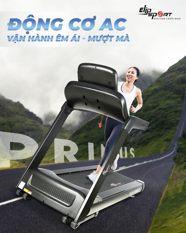 máy chạy bộ ELIP Primus
