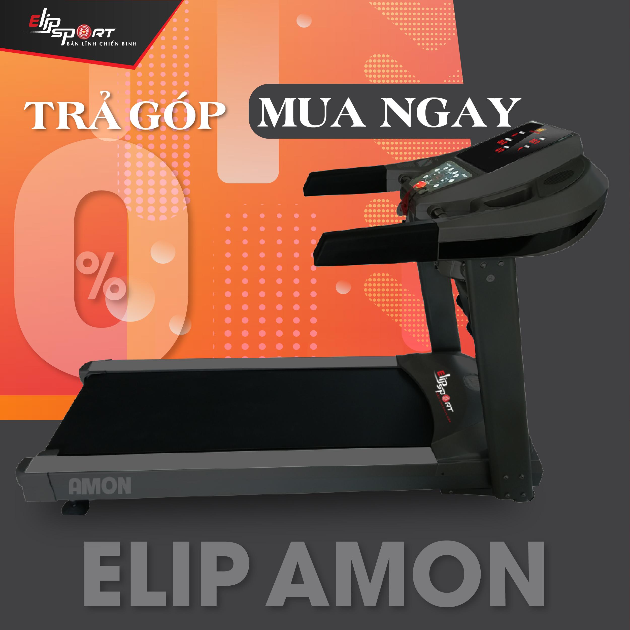 Máy chạy bộ đơn năng ELIP Amon