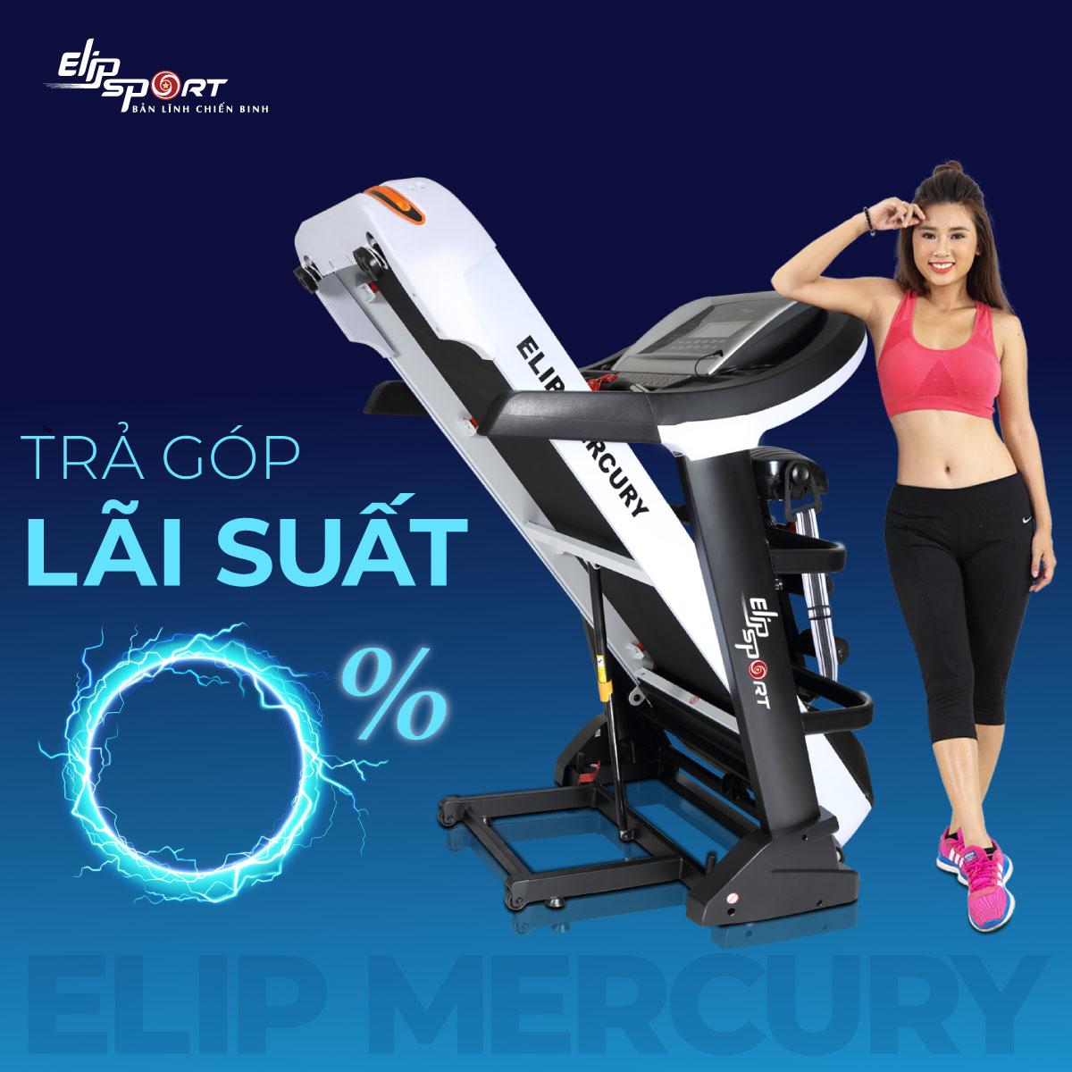 Máy chạy bộ ELIP Mercury