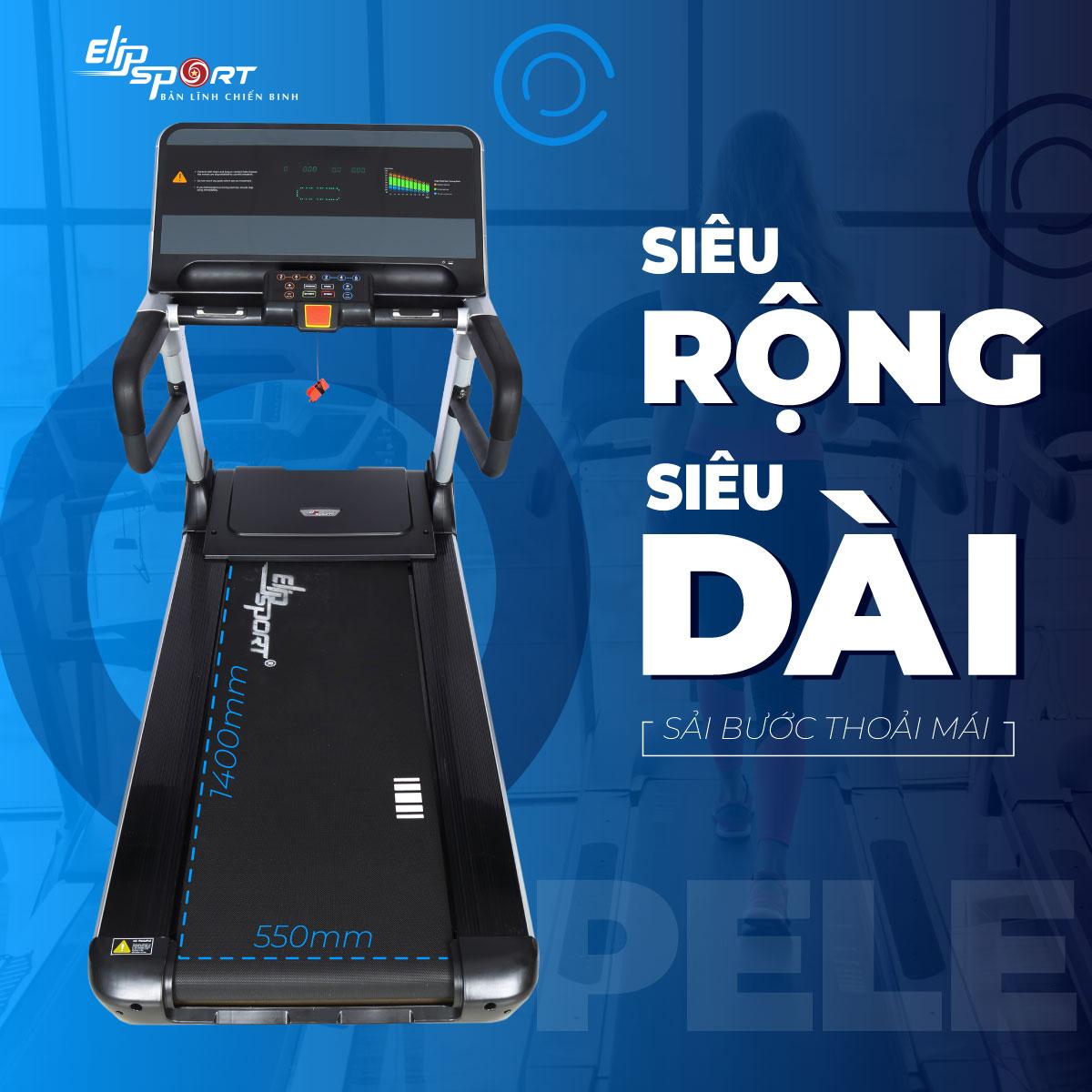 Máy chạy bộ ELIP Pele