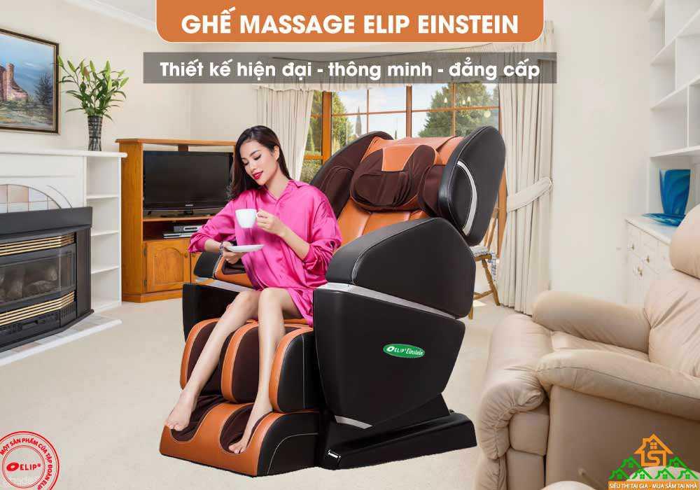 Ghế massage ELIP Einstein