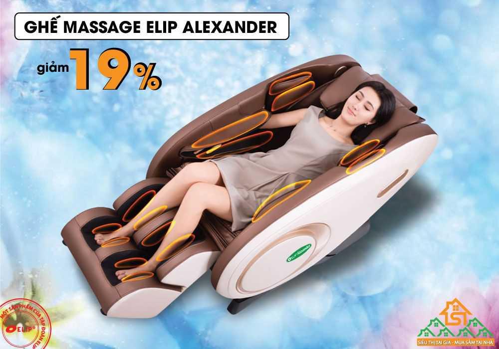 Ghe massage Elip Alexander