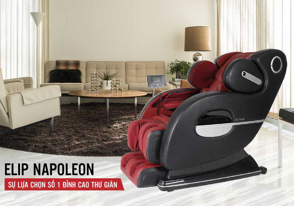 Ghế massage ELIP Napoleon - ảnh 1