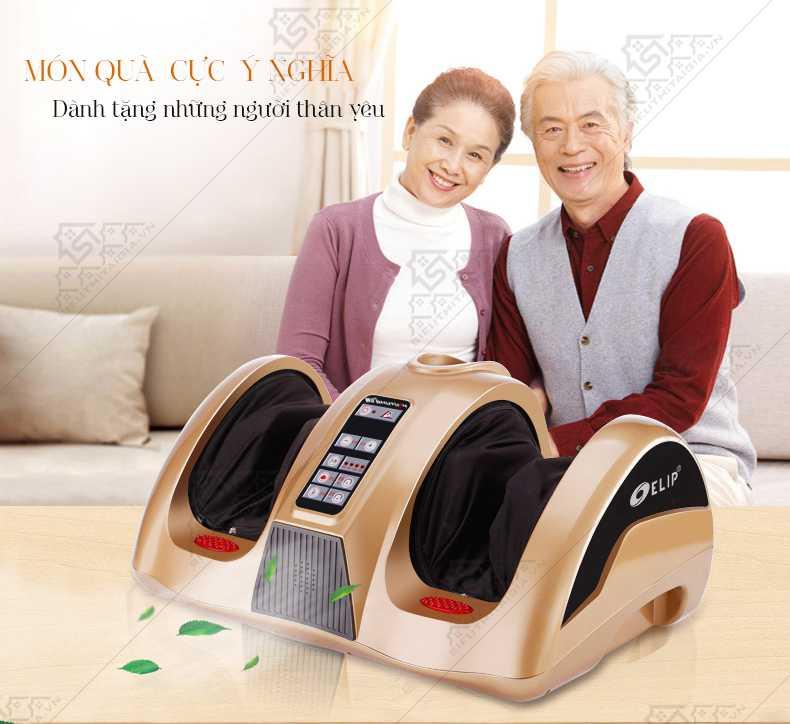Máy Massage Chân ELIP Elbow Heat - Elipsport.vn