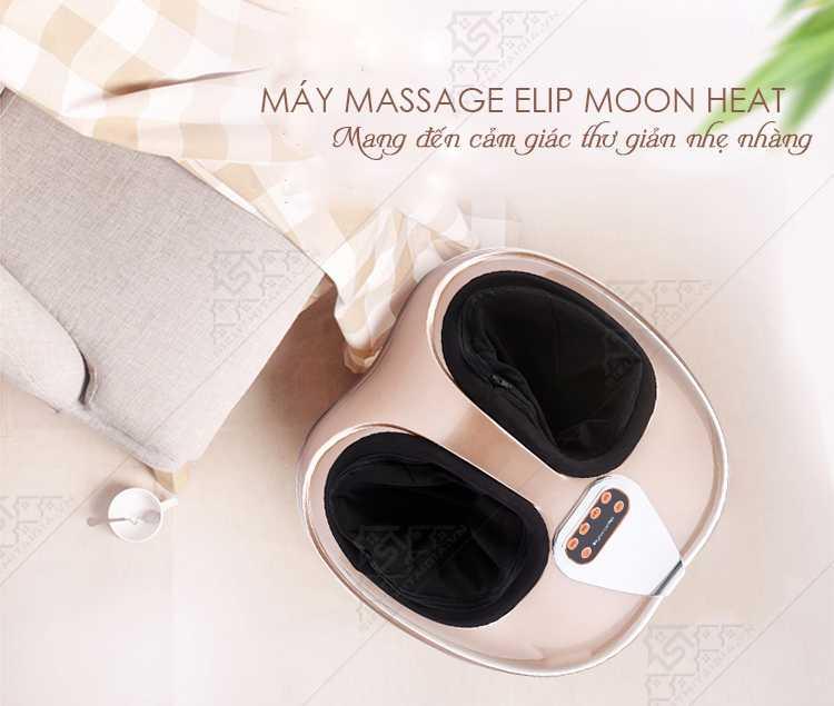 Máy Massage Chân ELIP Moon Heat - Elipsport.vn