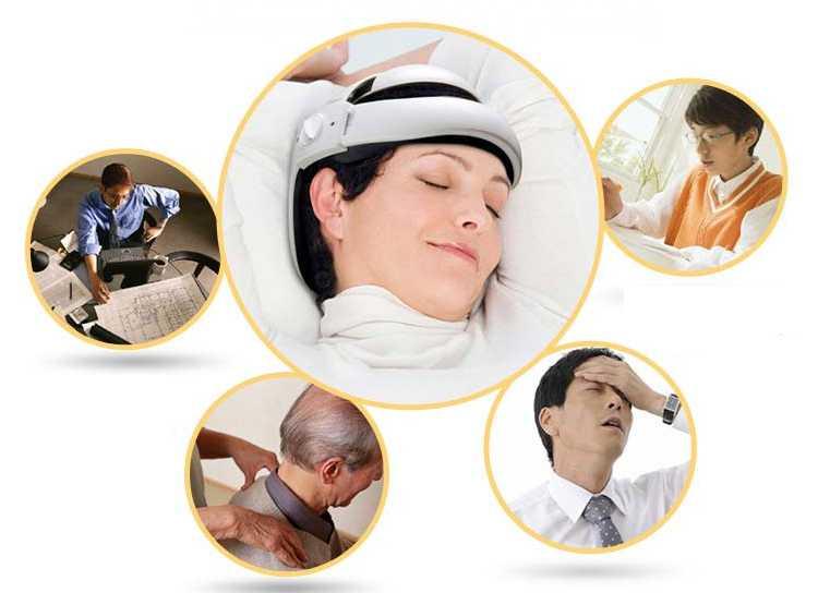 Máy Massage Đầu ELIP iKnow1180 - Elipsport.vn