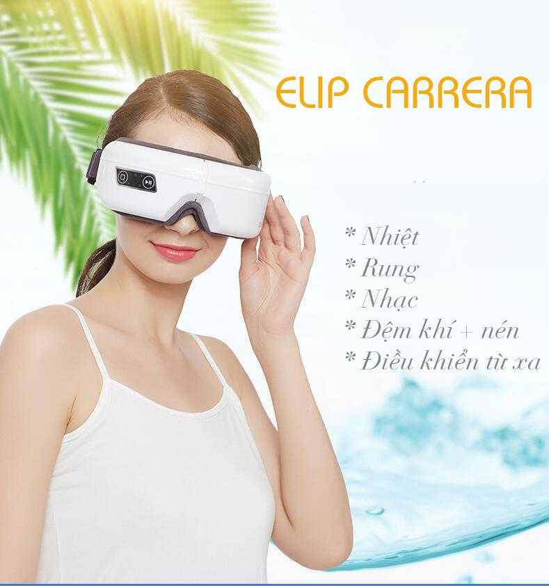Máy massage mắt ELIP Carrera