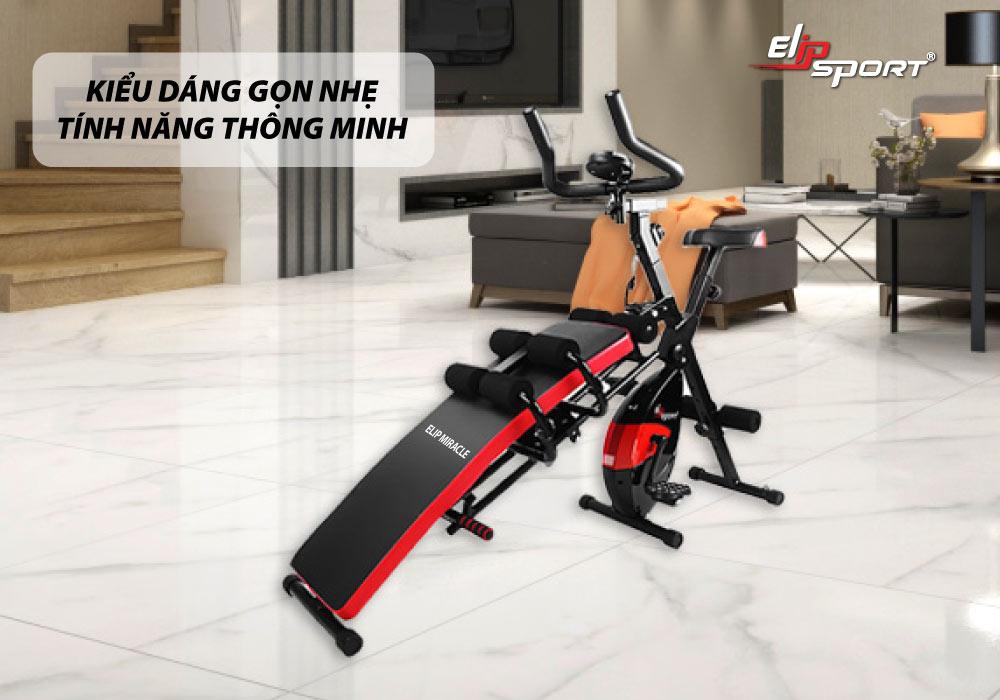 Xe đạp tập ELIP Miracle - ảnh 1