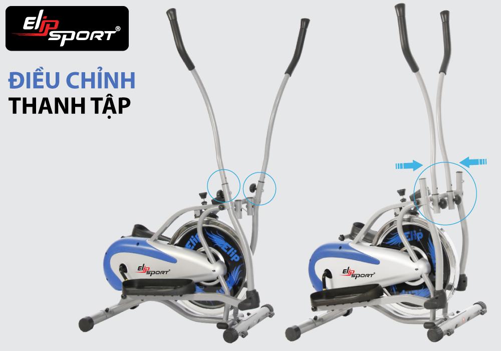 Xe đạp tập tổng hợp ELIP Ver1 - ảnh 3