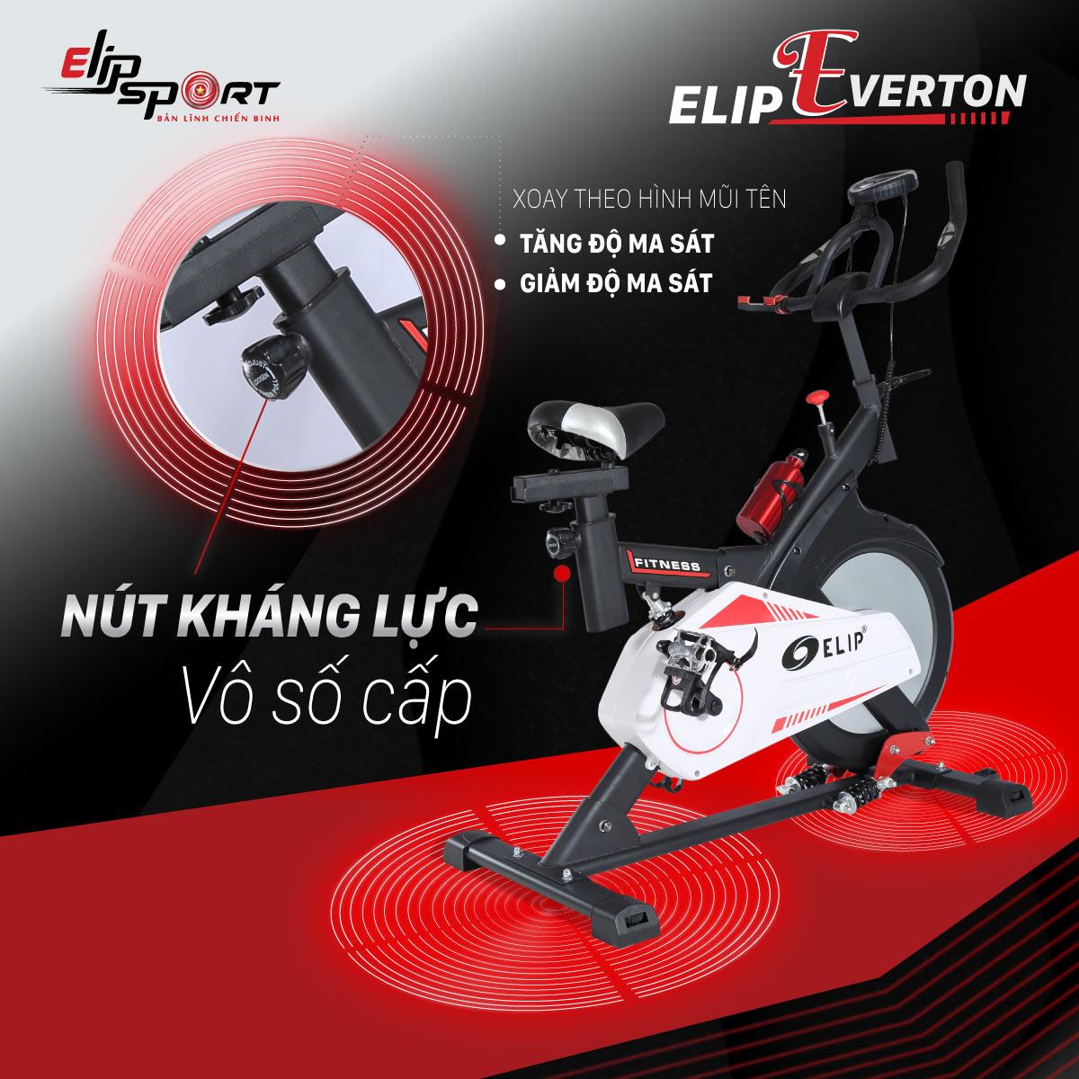 Xe đạp tập ELIP Everton
