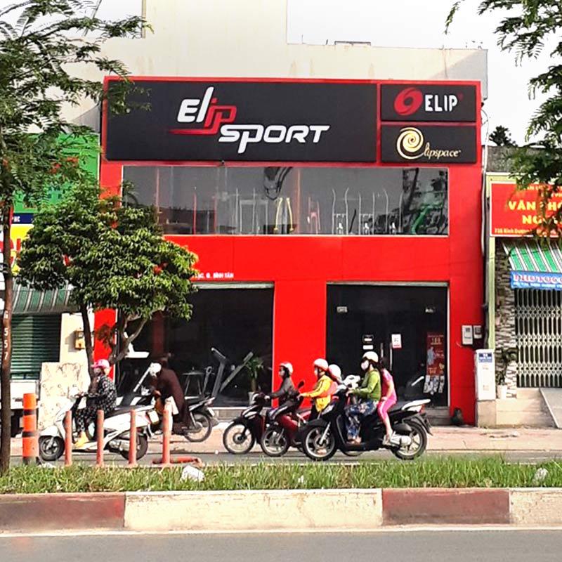 Chi nhánh Elipsport Bình Tân - Tp. Hồ Chí Minh