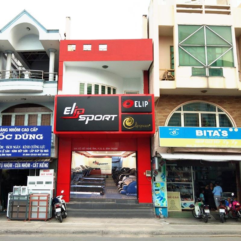 Chi nhánh Elipsport Bình Thạnh - HCM