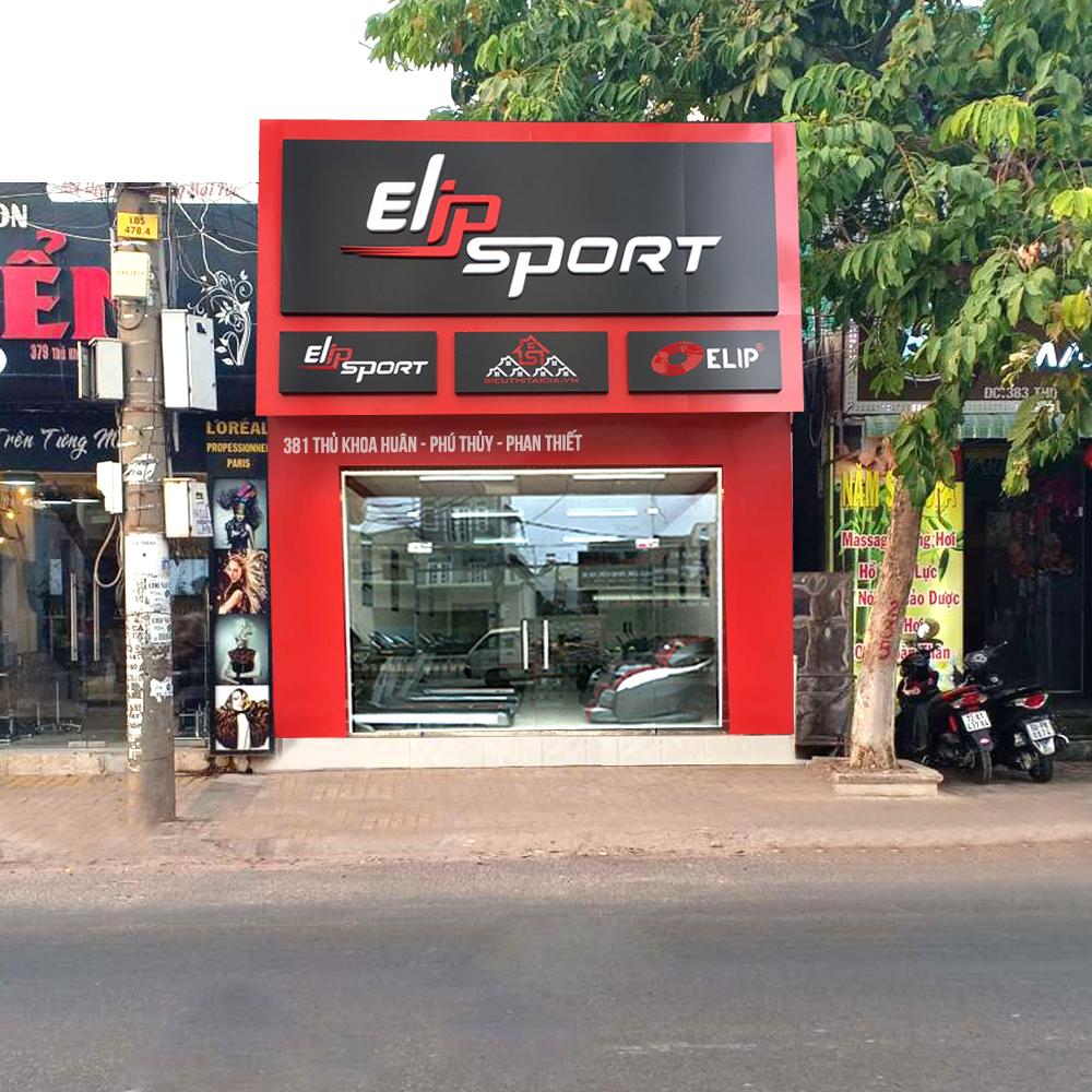 Chi nhánh Elipsport Bình Thuận