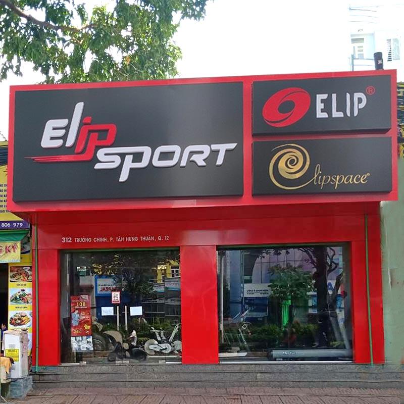 Chi nhánh Elipsport Quận 12 - Tp. Hồ Chí Minh