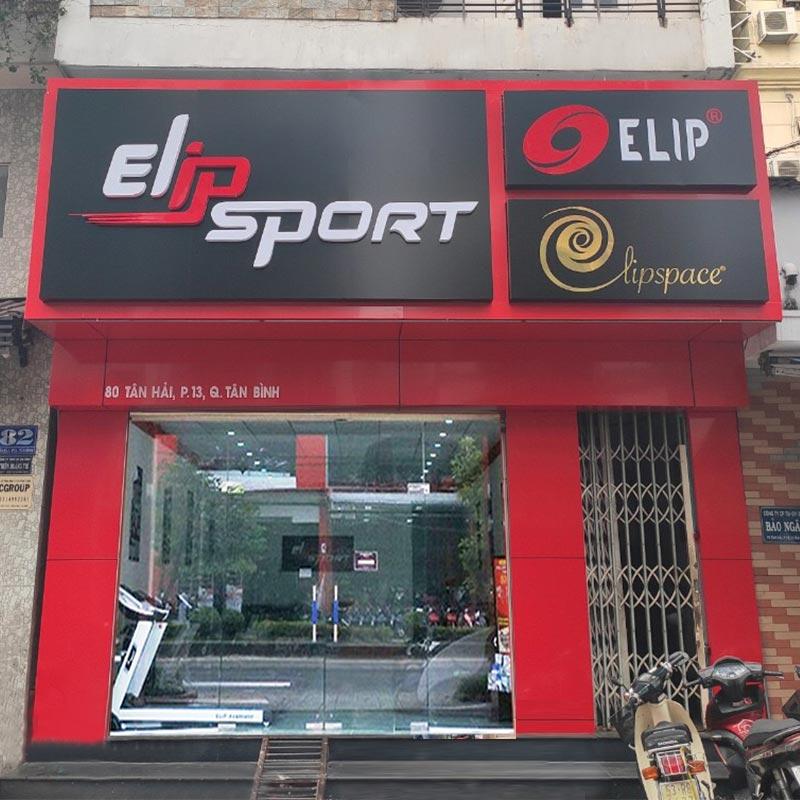 Chi nhánh  Elipsport Tân Bình - HCM