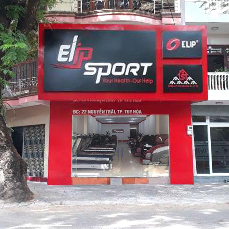 Chi nhánh Elipsport Phú Yên