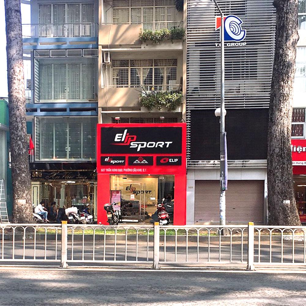 Chi nhánh Elipsport Hội An