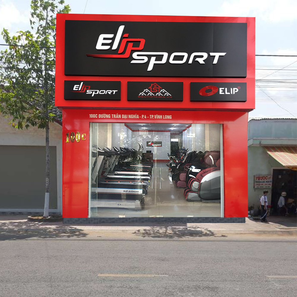 Cửa hàng Elipsport Vĩnh Long