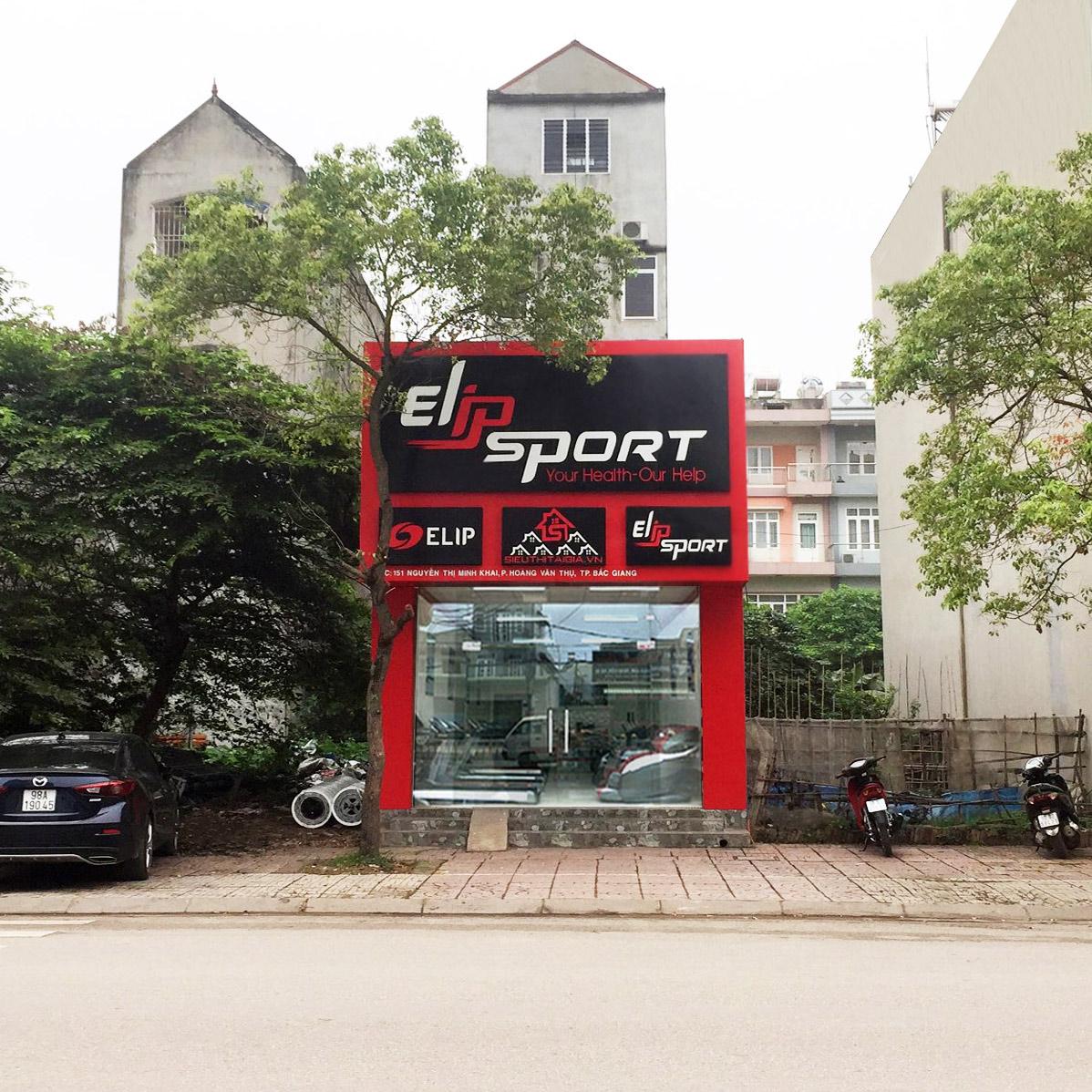 Chi nhánh Elipsport Bắc Giang