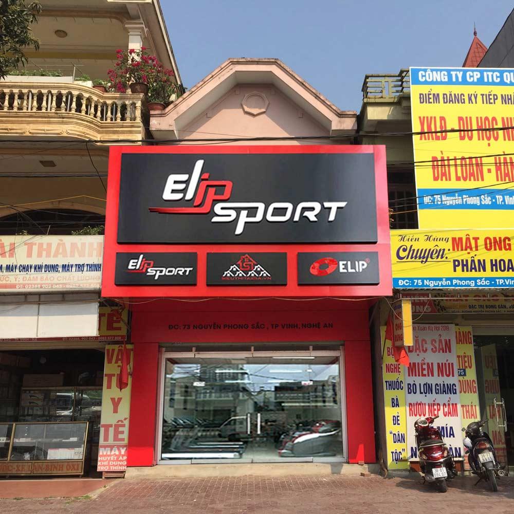 Chi nhánh Elipsport Nghệ An