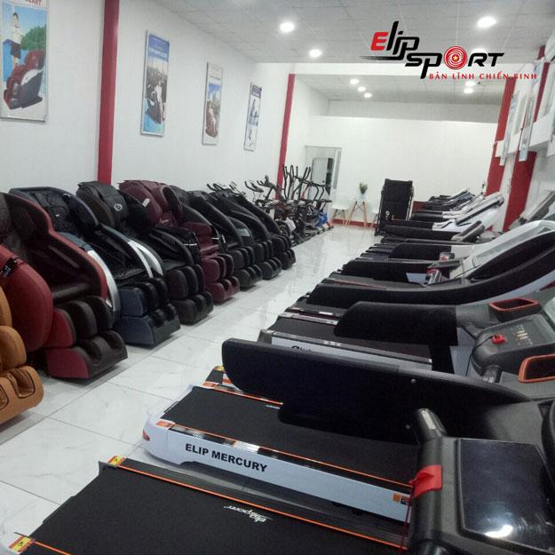 Elipsport Thái Bình