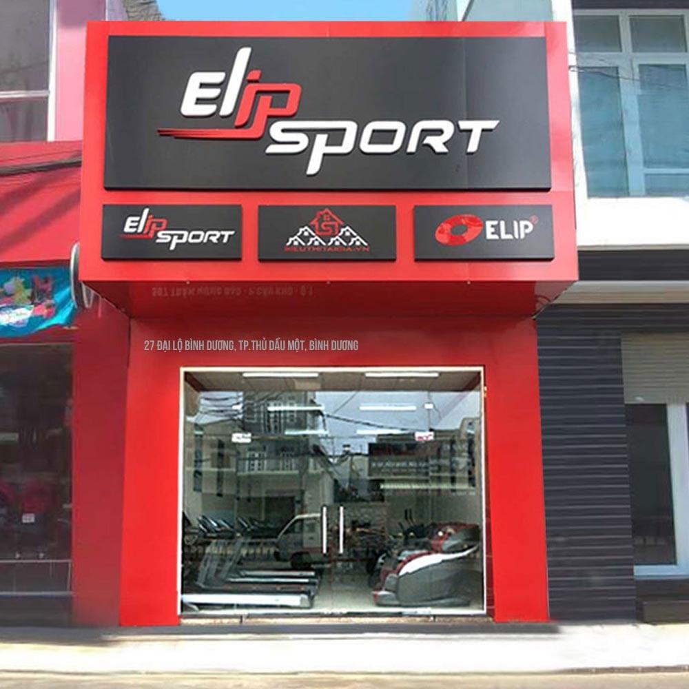 Chi nhánh Elipsport Phú Nhuận - HCM