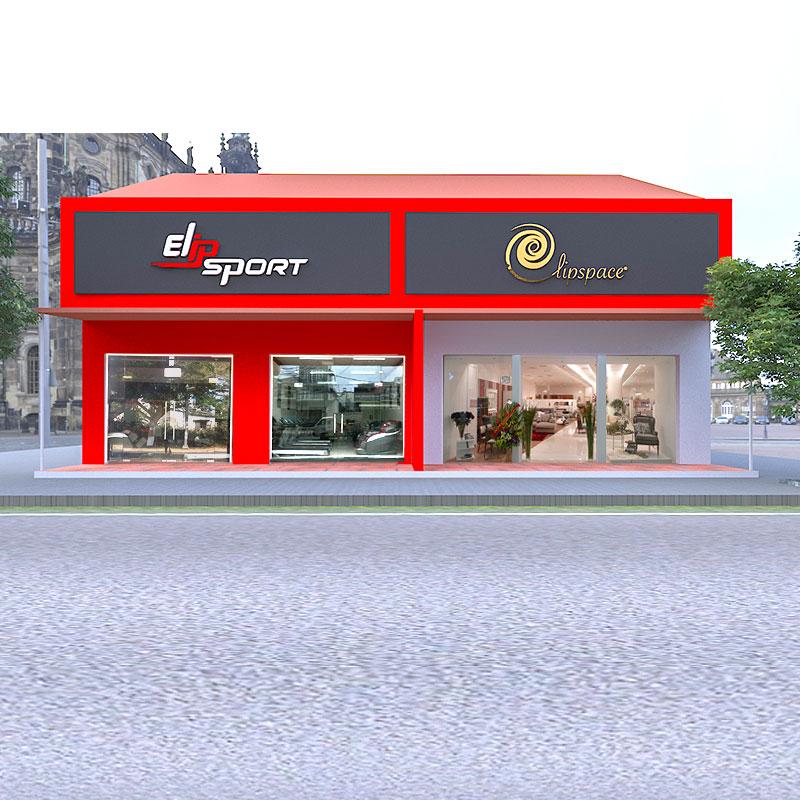 Cửa hàng Elipsport Đà Lạt