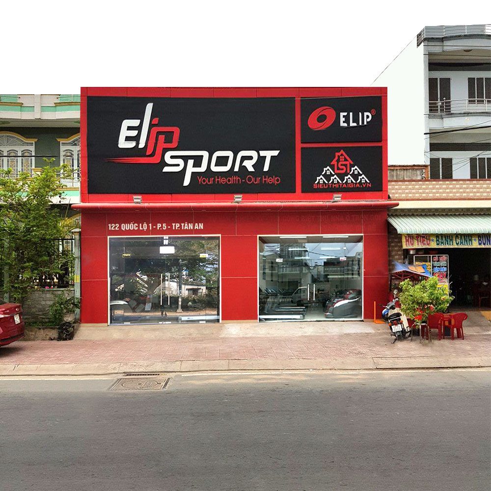 Chi nhánh Elipsport Long An