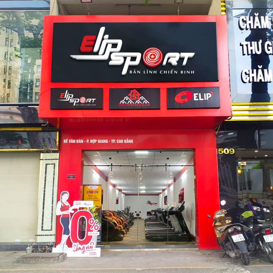 Hình ảnh của chi nhánh Elipsport Cao Bằng