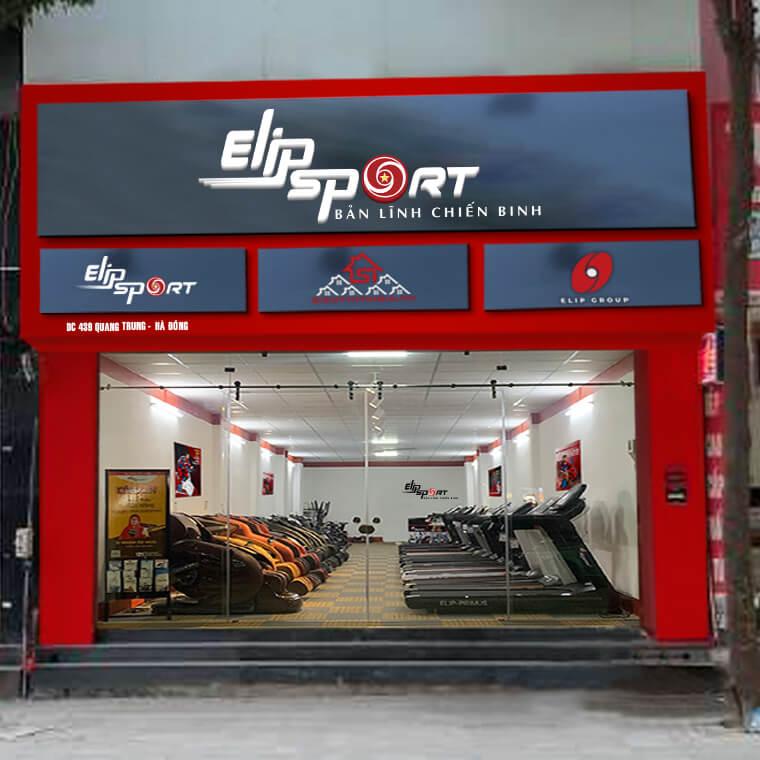 Hình ảnh của chi nhánh Elipsport Hà Đông - Hà Nội