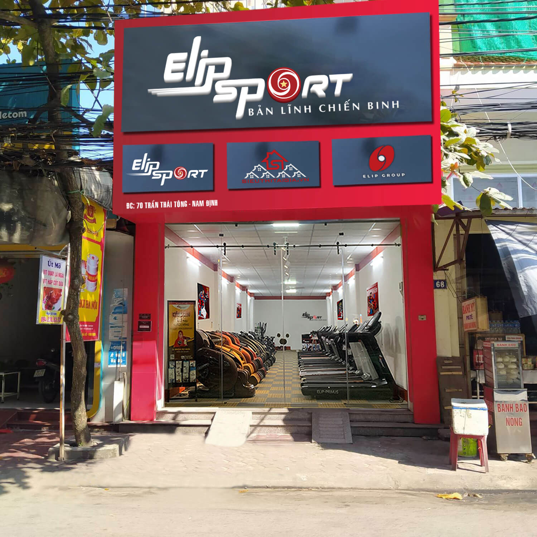 Hình ảnh của chi nhánh Elipsport Nam Định