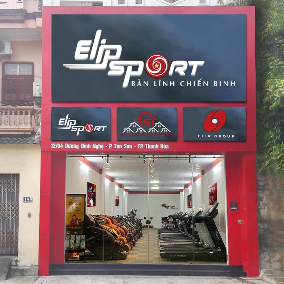 Hình ảnh của chi nhánh Elipsport Thanh Hóa